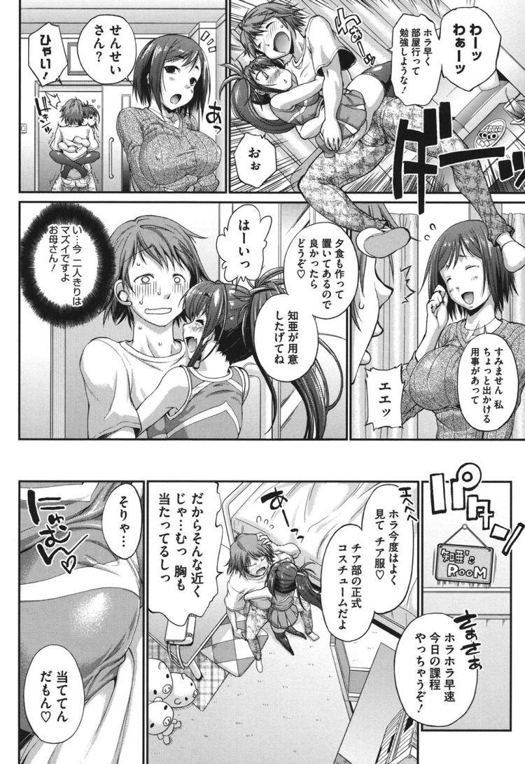 淫乱チアガールの教え子がドエロイ006