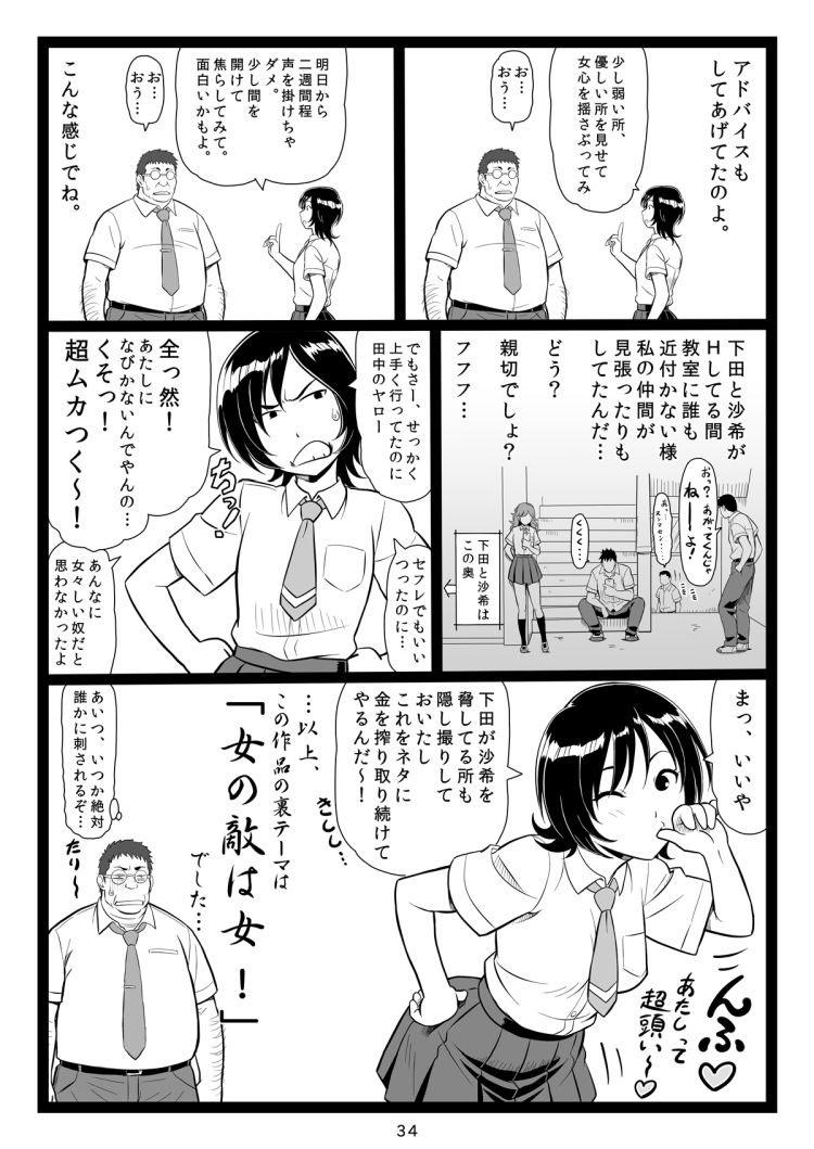 女子マネージャー調教 エロ同人誌情報館034