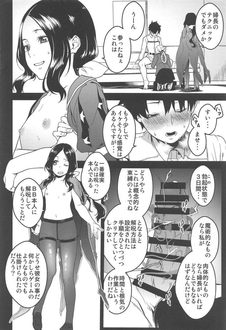 FateGrand Order エロ同人誌情報館003