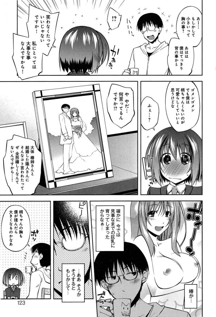 チッパい女子 学生りん画像 エロ同人誌情報館003