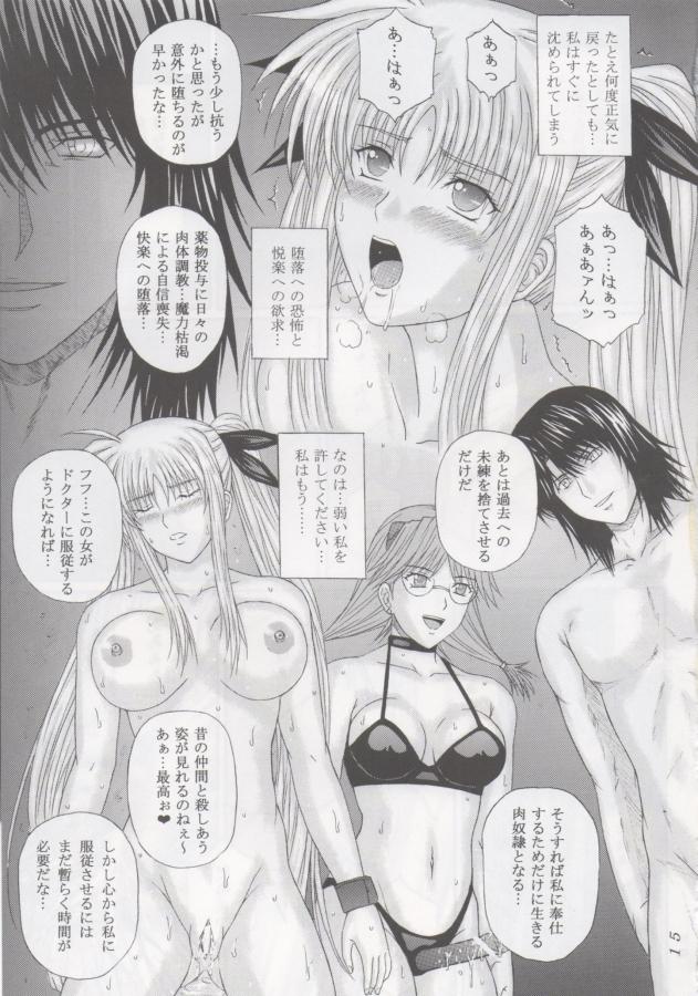 [KUSARI] 淫堕の罠 (魔法少女リリカルなのは) 014