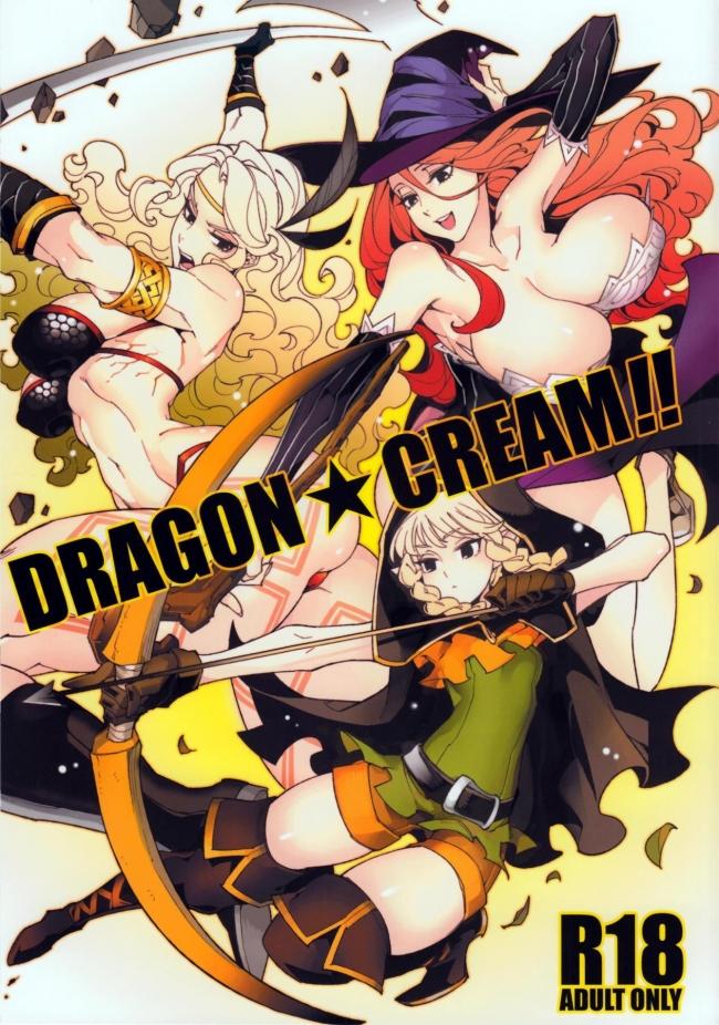 [サービスヘブン (カレイ, 亀魚派)] Dragon Cream!! (ドラゴンズクラウン) pn001