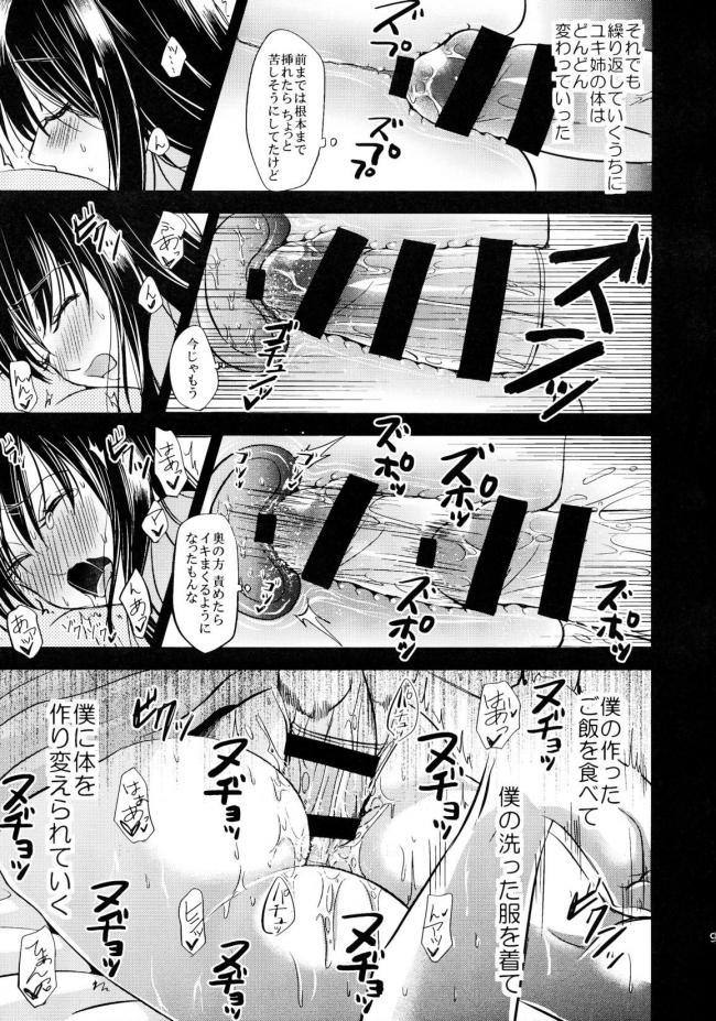 [ぴぃれも]うちのユキ姉は寝汚い (アルドノア・ゼロ)008