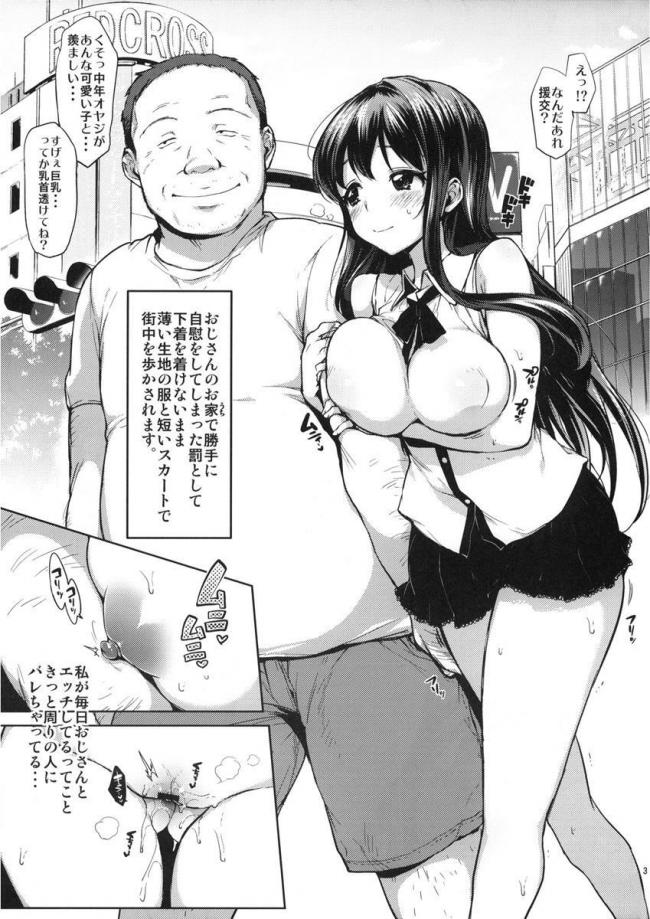 [夢茶会] ちーちゃん開発日記4.1001